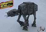 F-Toys AT-AT Custom by JVCustoms
