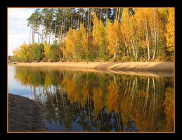Autumn Scene 2 by SilivrenTinu