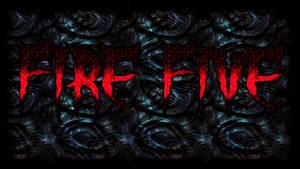 Fire Five Blood Wallpaper by Danikika94