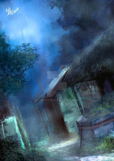 Kampung by nerdiesid