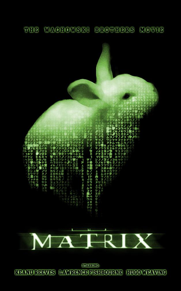 Matrix Poster by radol on DeviantArt