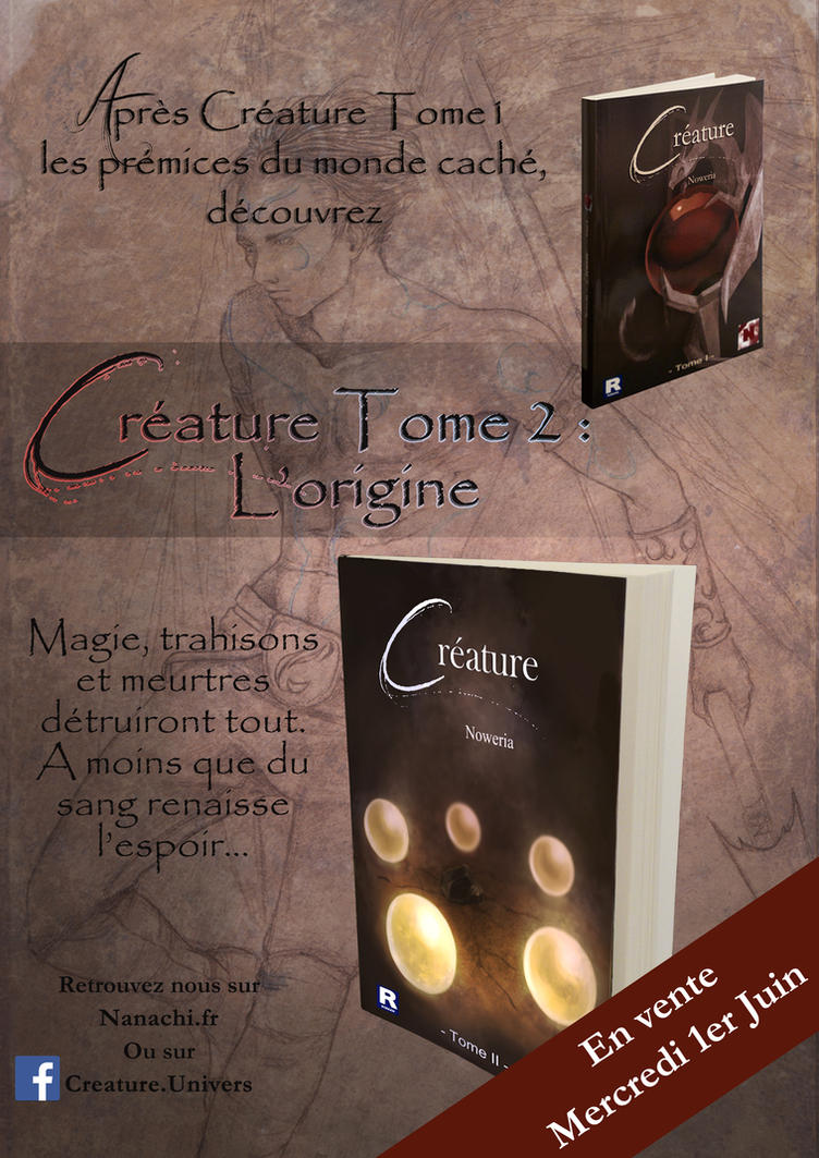 Creature Tome 2 by Noweria