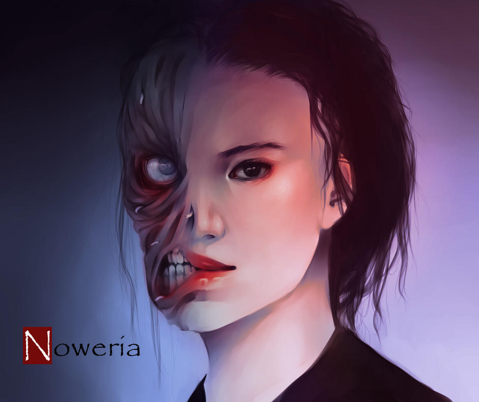 Hell daughter of Loki by Noweria