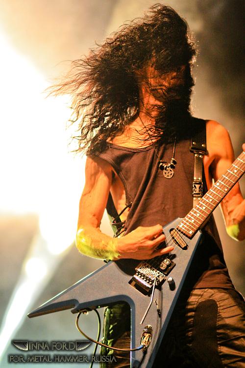 Morbid Angel, Hellfest2008 p.3 by innaford