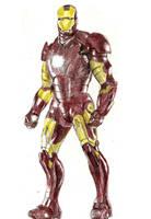 Iron Man by mimamohorsie