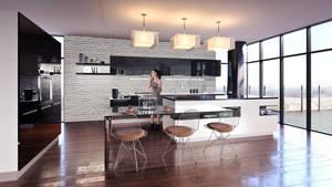 Modern Kitchen 04