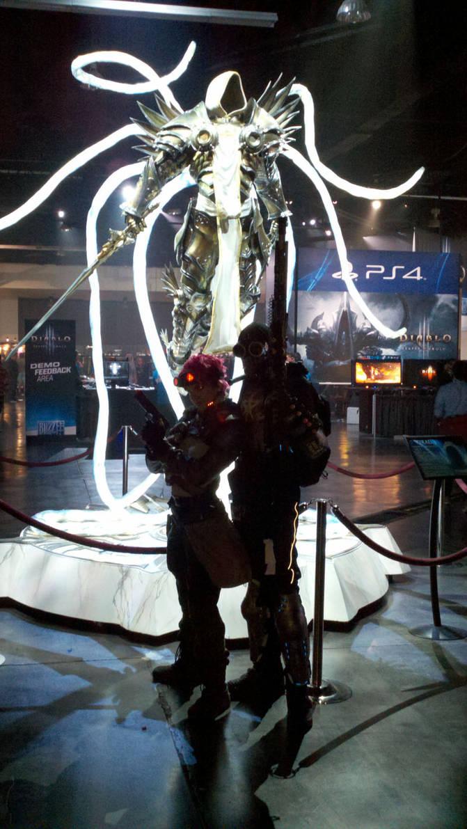 StarCraft 2 - Mira Cosplay