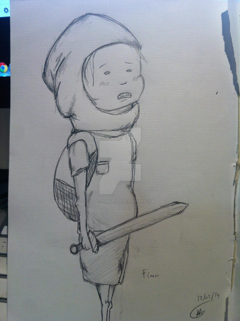 Finn The Human by UUselessReptile