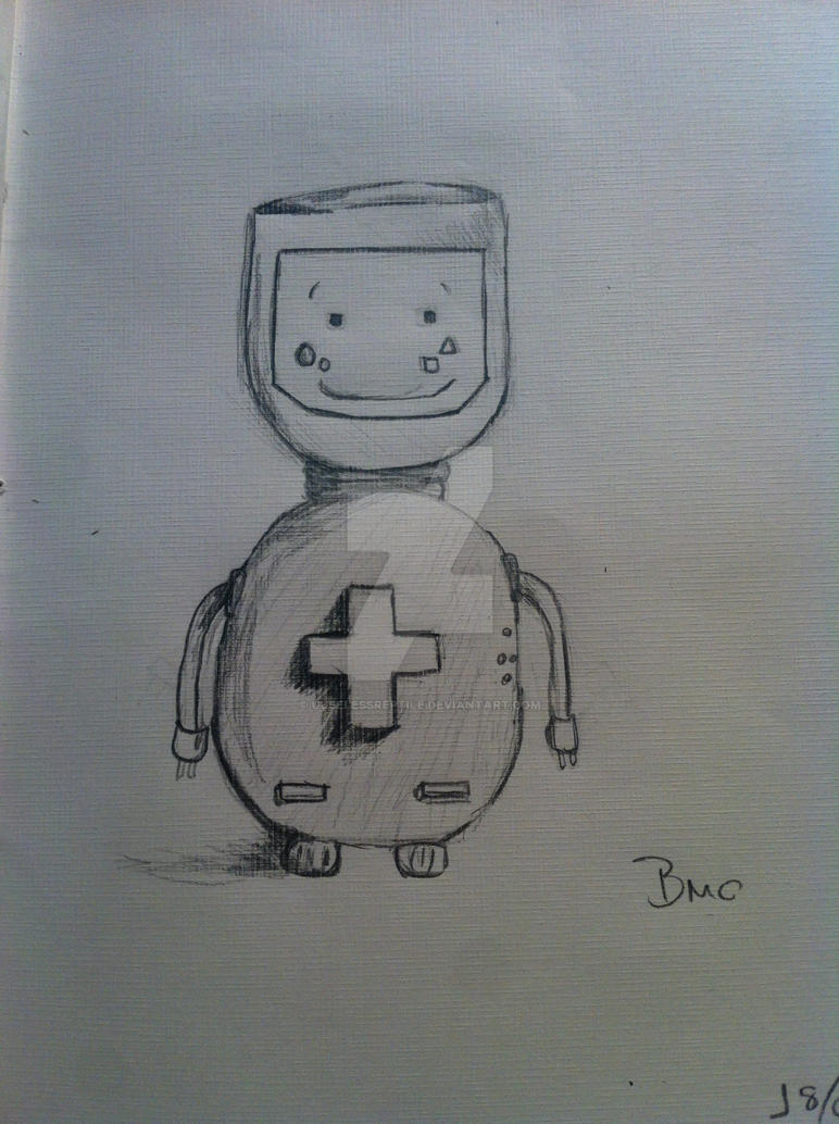 BMO by UUselessReptile