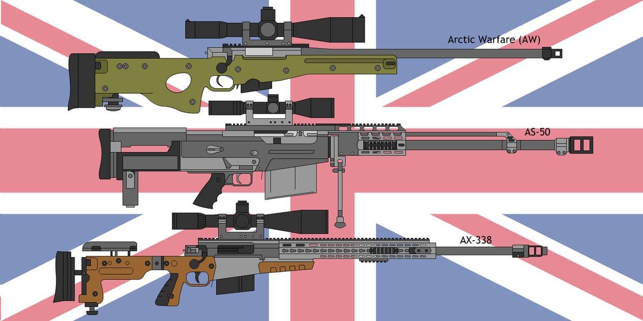 Magnum Sniper Rifle Wallpaper Some British Ri