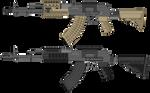 Modern Warfare Series AK-47