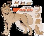 P2U Canine Base PSD