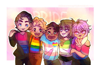Proud children