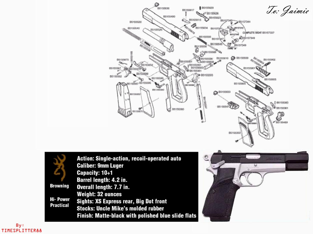 Luger Exploded Diagram - free download wiring diagrams