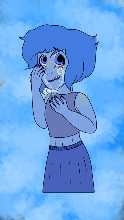 Lapis Lazuli by creative-garbage