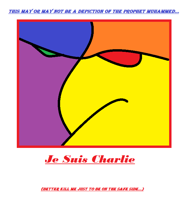 Je Suis Charlie by The-Darkwolf