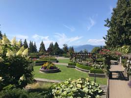 UBC Rose Garden by The-Darkwolf