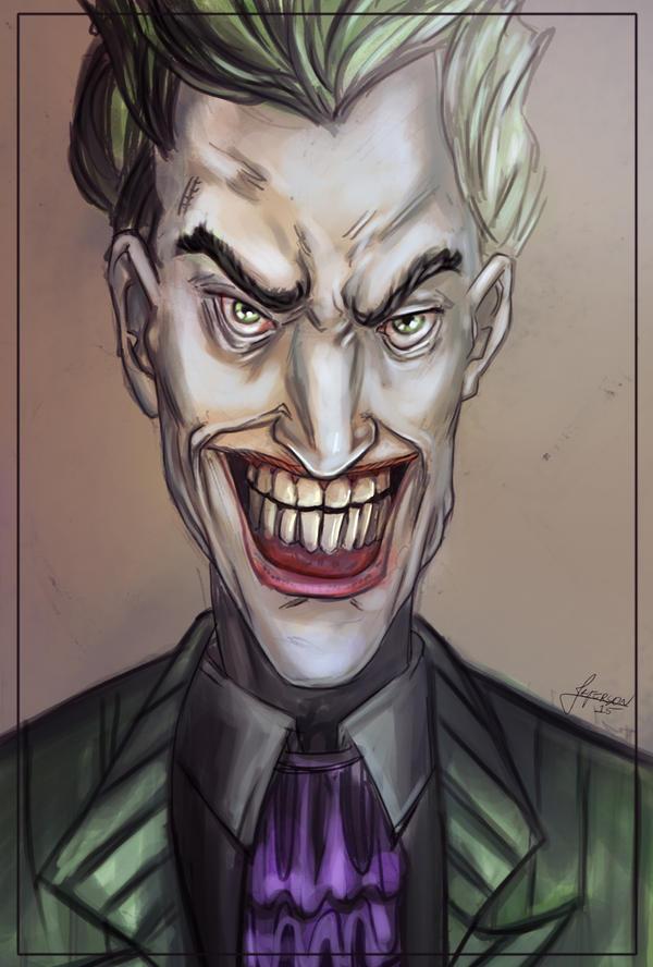 Joker by Jeyfro