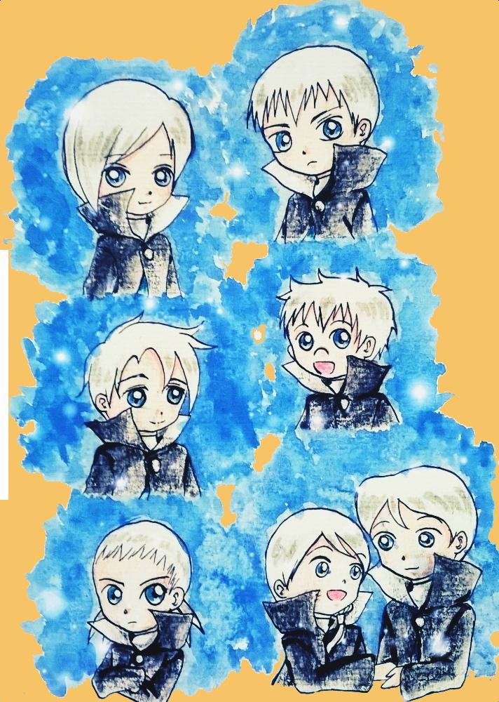 [Fantastic Children] Team is forever by HiniBakaTsundere