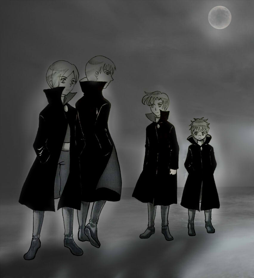 [Fantastic Children] In the night by Hini-Parlous