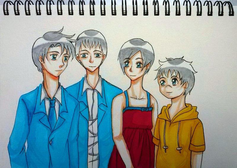 [Fantastic Children] Fare well by HiniBakaTsundere