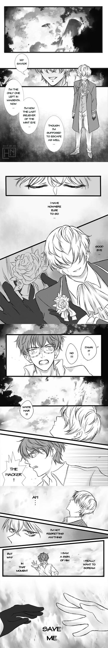 [Mystic Messenger] Please... Be saved... by Hini-Parlous