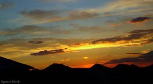 Sun End by marmotstudio