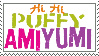 Hi Hi Puffy Ami Yumi Stamp by SoloPoloVision