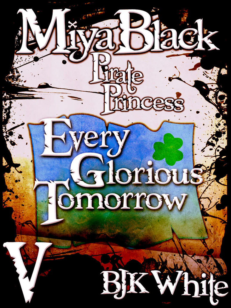 Miya Black, Pirate Princess V by BJKWhite