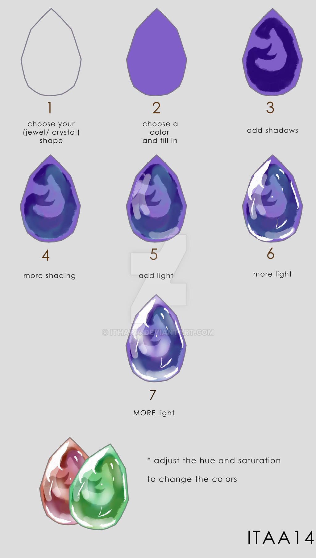 Crystal Glass Paint