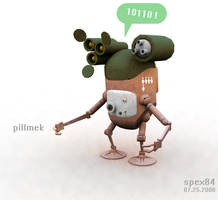 Pillmek by Spex84