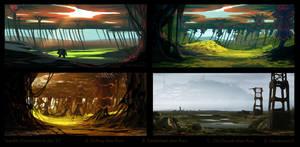 Environments Apr 27