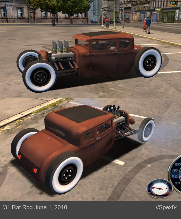 '31 Ford Rat Rod Mod For Mafia By Spex84 On DeviantArt