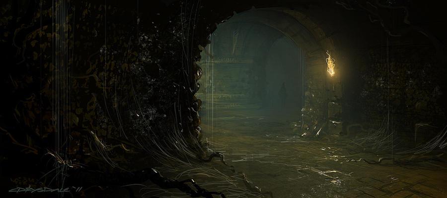 Catacomb sketch