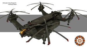 Heavy Helicopter concept