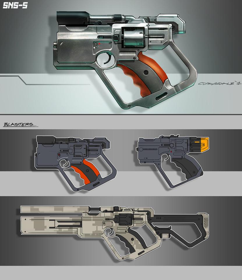 Slump Guns by Spex84