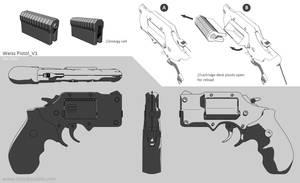 Weiss Pistol details