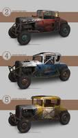 '30s Banger racers