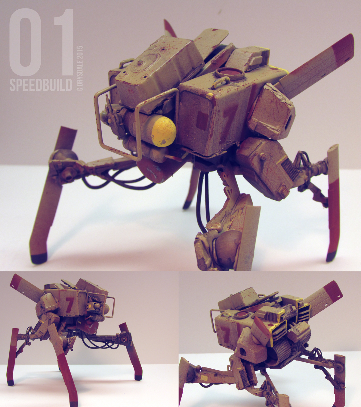 Mech Speedbuild 01 by Spex84