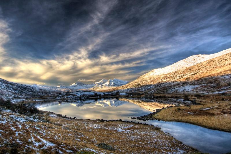 Llynnau Mymbyr by CharmingPhotography