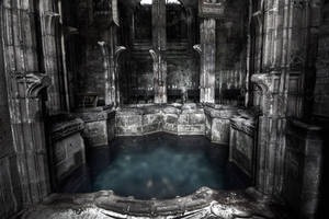 St Winefrieds well 3 by CharmingPhotography