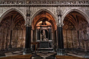 Beverley Minster chapel by CharmingPhotography
