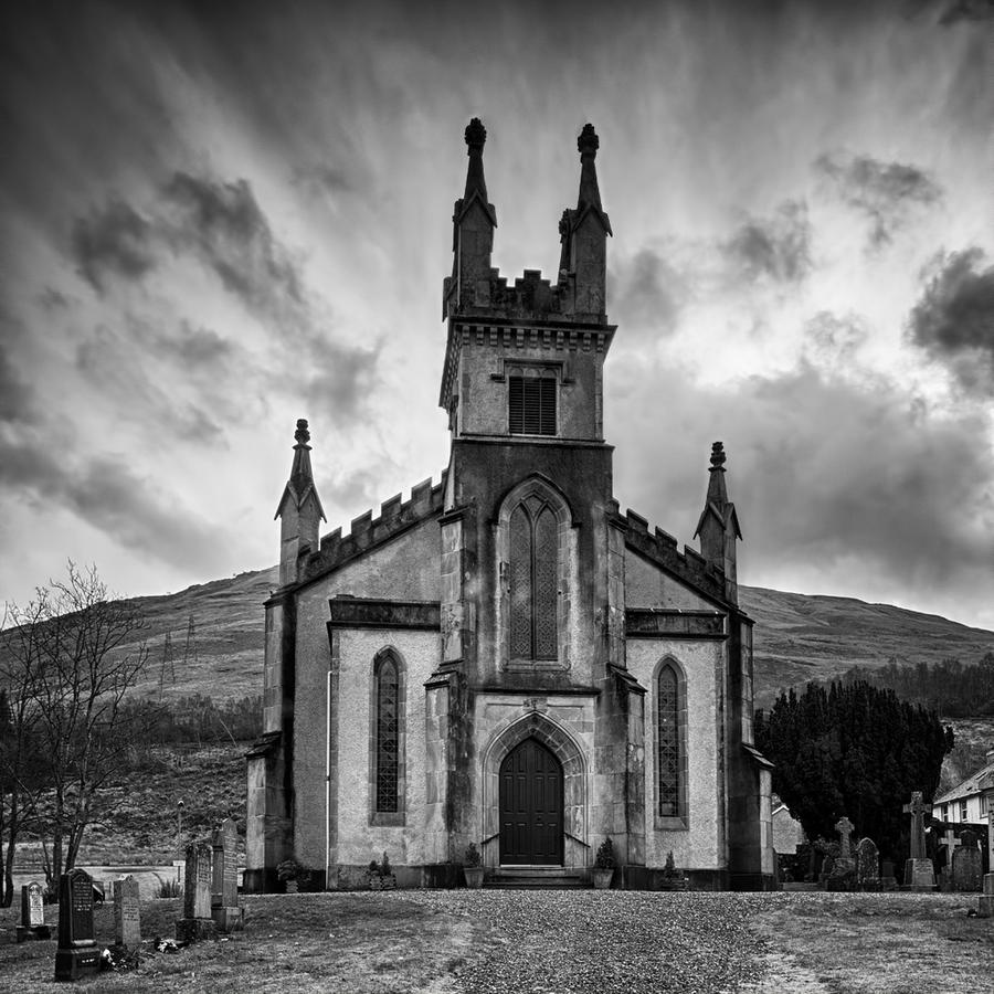 Scots chapel by CharmingPhotography