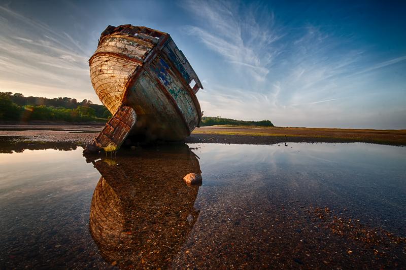 Dulas-Shipwreck by CharmingPhotography