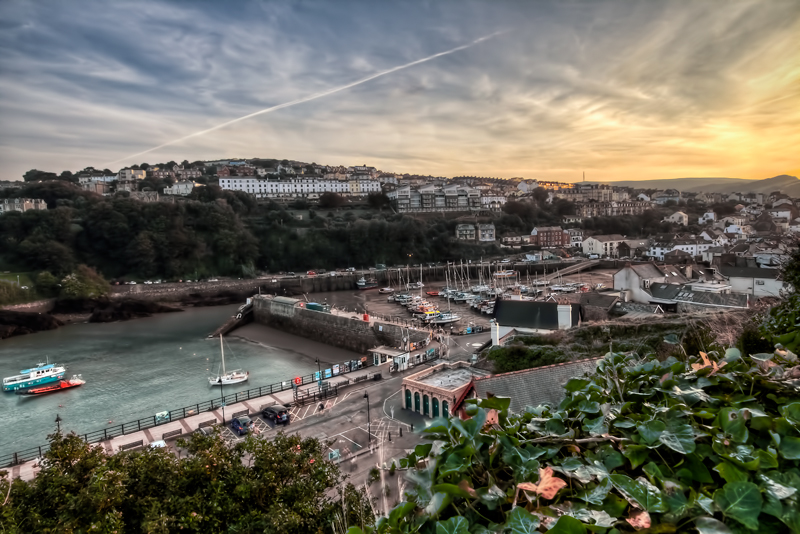 Ilfracombe habour by CharmingPhotography