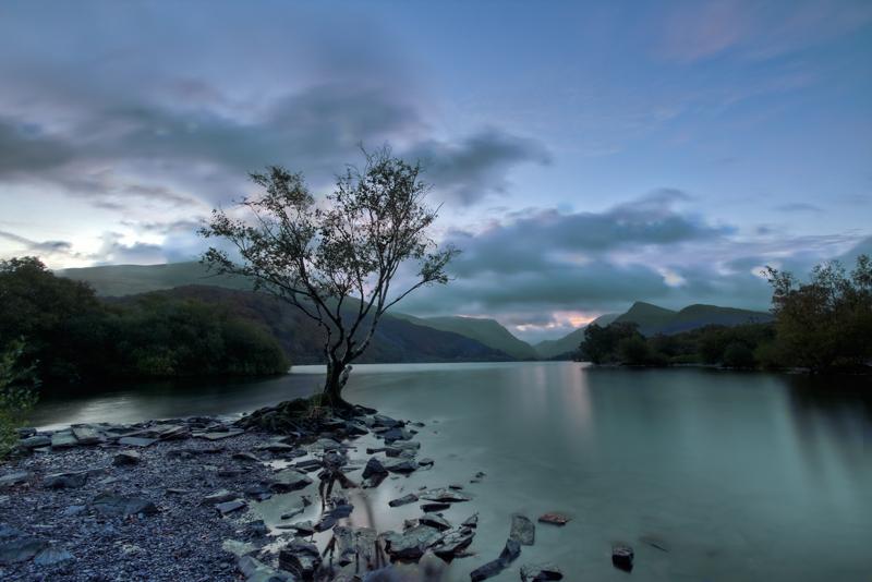 Llyn Peris by CharmingPhotography