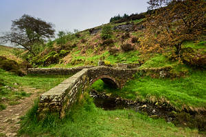 Packhorse Bridge 2 by CharmingPhotography