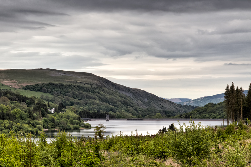 Brecon Reservoir by CharmingPhotography