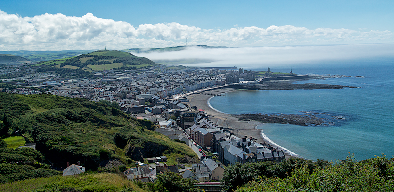 Aber from above by CharmingPhotography