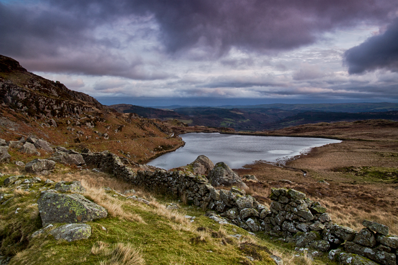 Lake with no name by CharmingPhotography